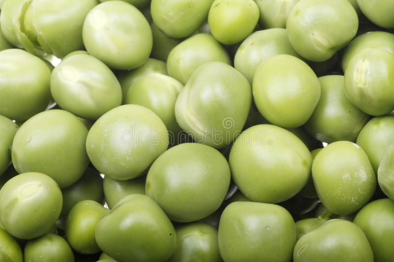 Download Green peas close-up stock photo. Image of health, close - 11938112