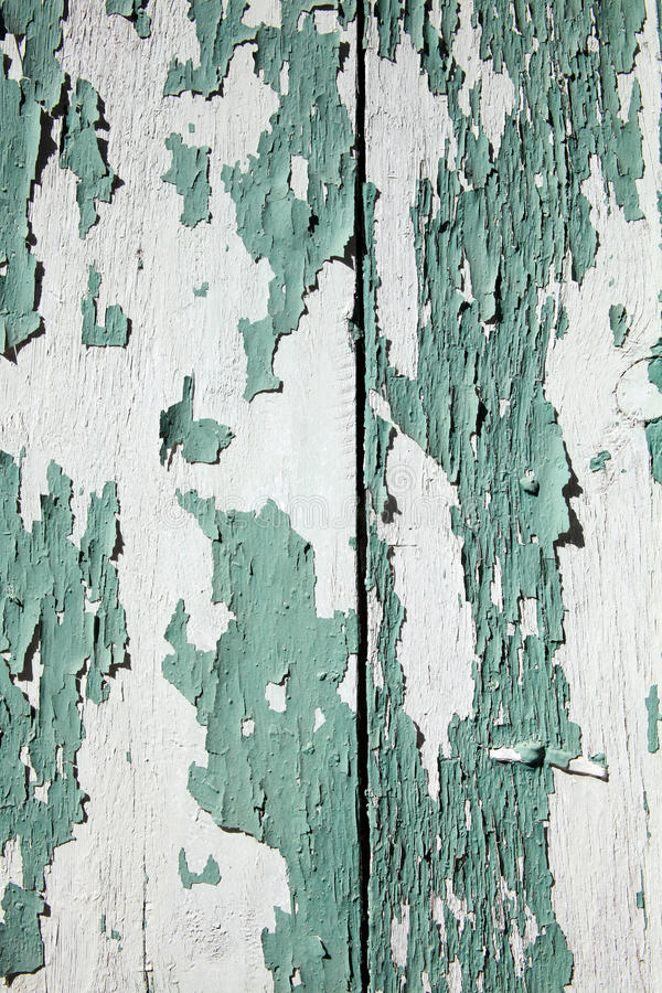 Download Green Peeling Paint Wood Background Stock Image - Image: 33705597
