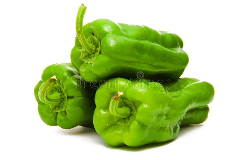 Download Green Pepper Royalty Free Stock Photography - Image: 18181137