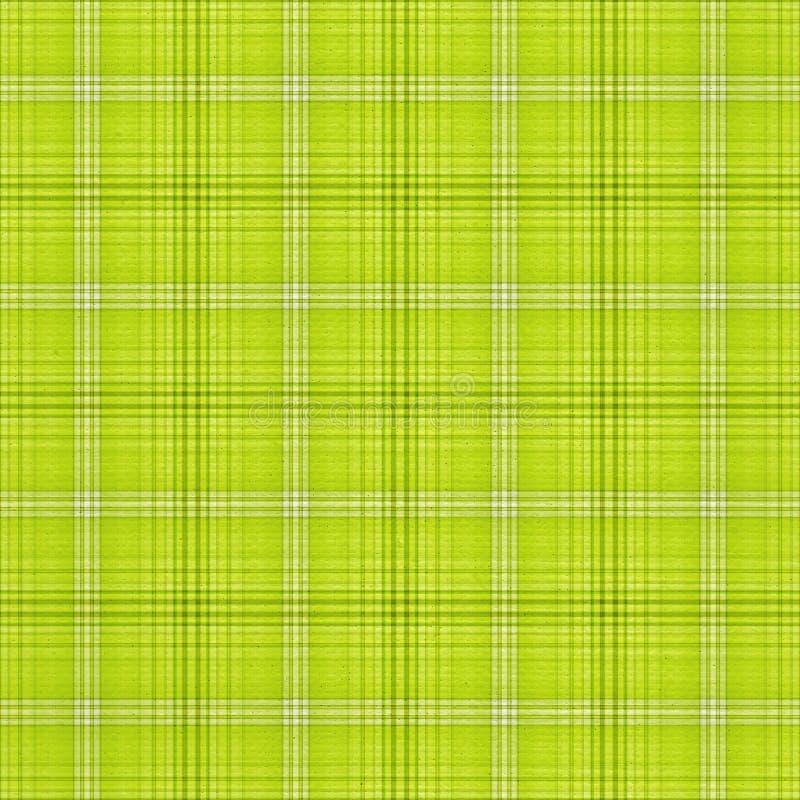 Download Green plaid background stock illustration. Image of blanket - 9384450