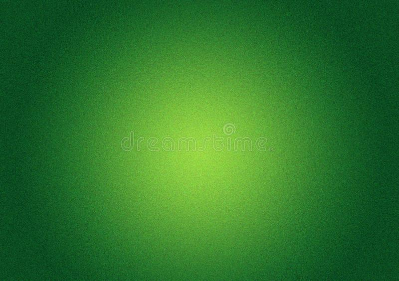 Green plain simple gradient background. For use as backdrop for design layouts with text and images royalty free stock photography