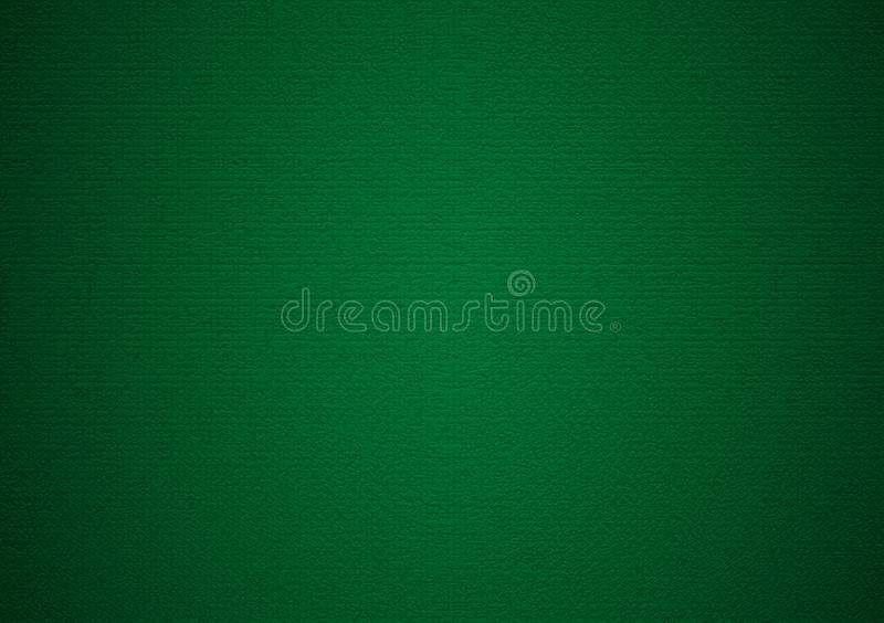 Green plain vignette background gradient wallpaper. For use with text or images royalty free stock images
