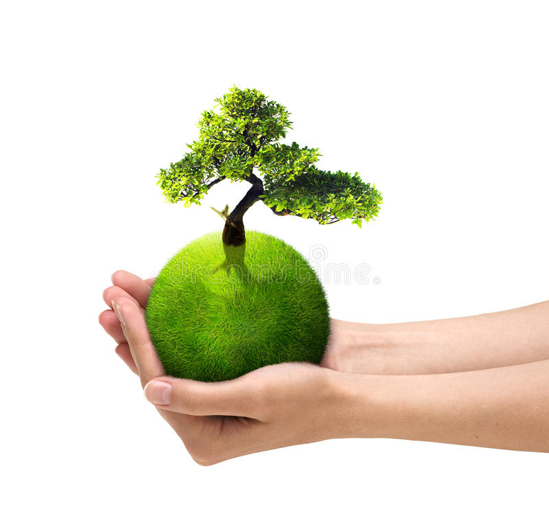 Download Green Planet Stock Photography - Image: 9622712