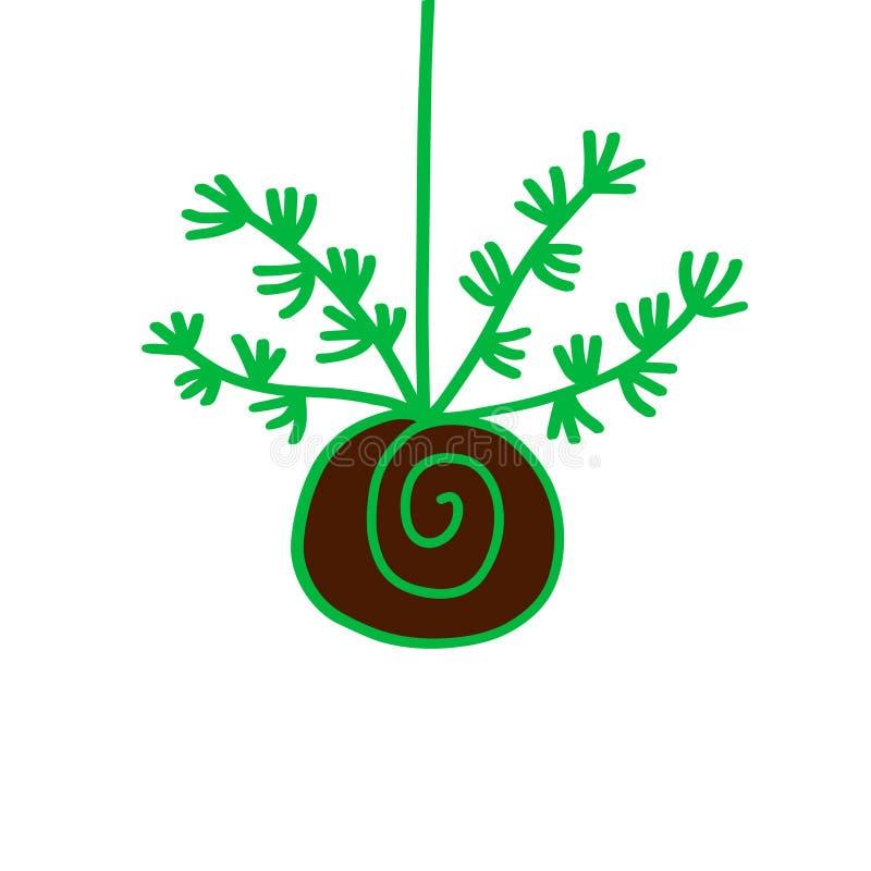 Fresh Green Leaves Of Salad Hand Drawn Logotype Logo For