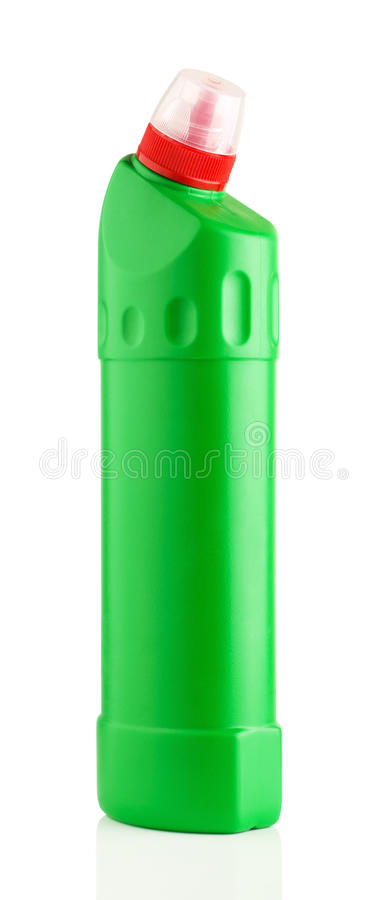 Free Green Plastic Bottle Royalty Free Stock Photos - 38537418
