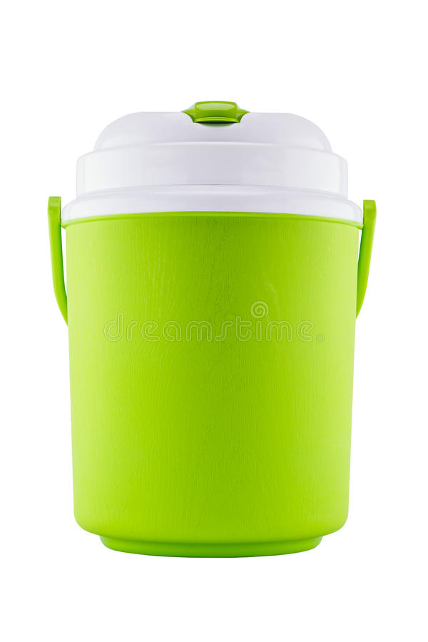 Download Green plastic canteen stock photo. Image of bright, beverage - 34958766