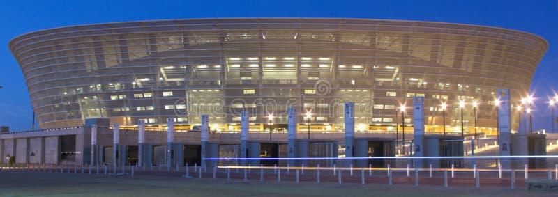 Green Point Stadium, Cape Town stock photo