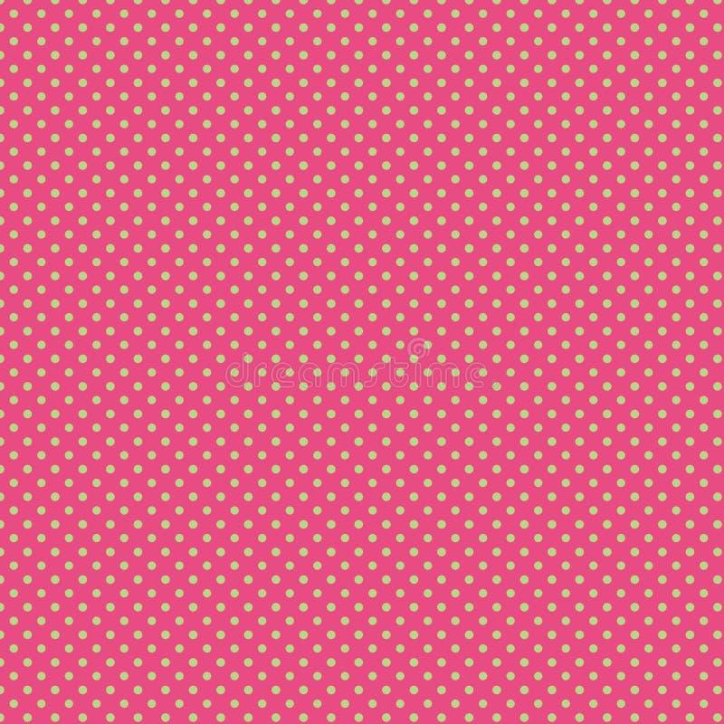 Download Green polka dots stock illustration. Image of scrapbook - 8442852