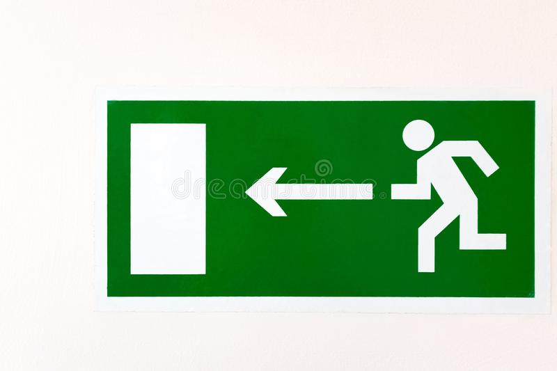 Evacuation Icon Stock Images Download 831 Royalty Free
