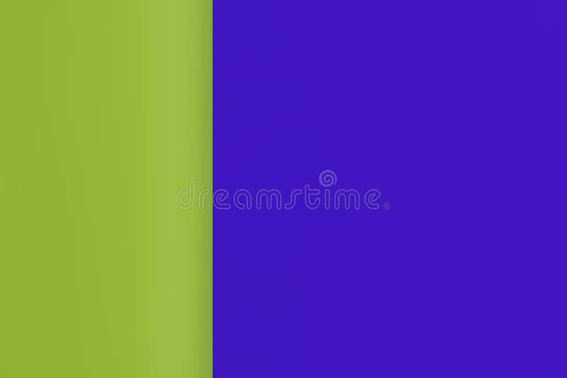 Green-purple background stock image
