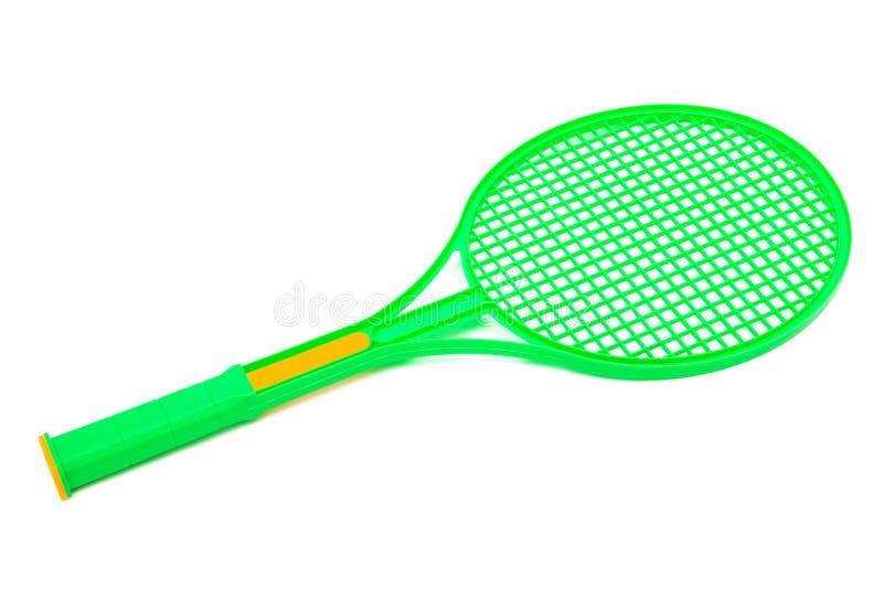 Green racket