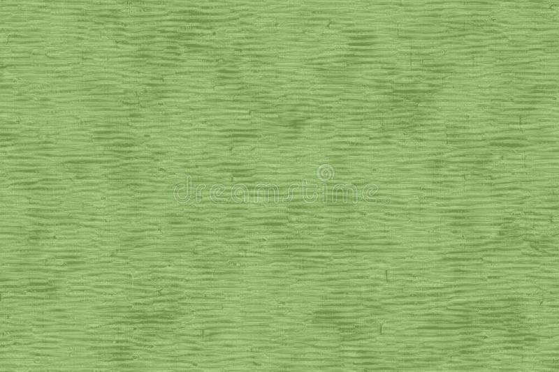 Green recycled paper with horizontal lines or stripes royalty free illustration