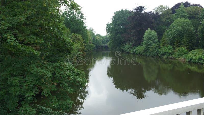 Green River imagens de stock royalty free