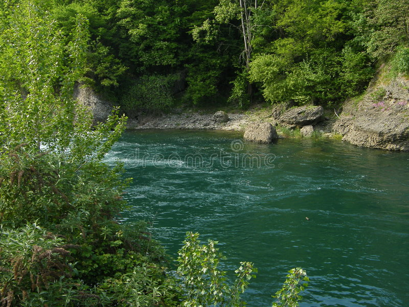 Download Green River Royalty Free Stock Images - Image: 5967349