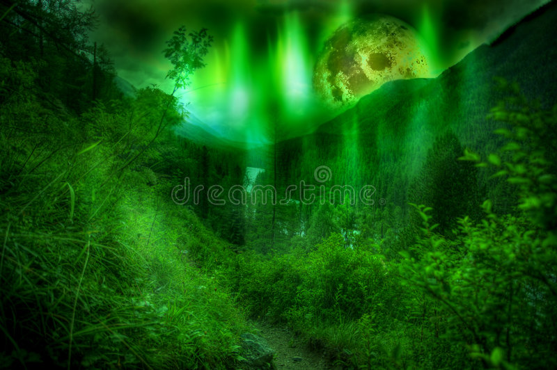 Green River photographie stock