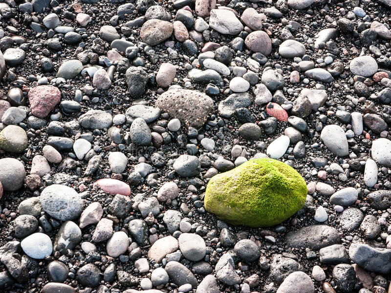 Download Green rock stock photo. Image of above, down, backgrounds - 29014750