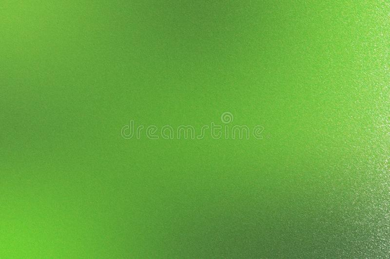 Green rough metal texture, abstract background.  stock images