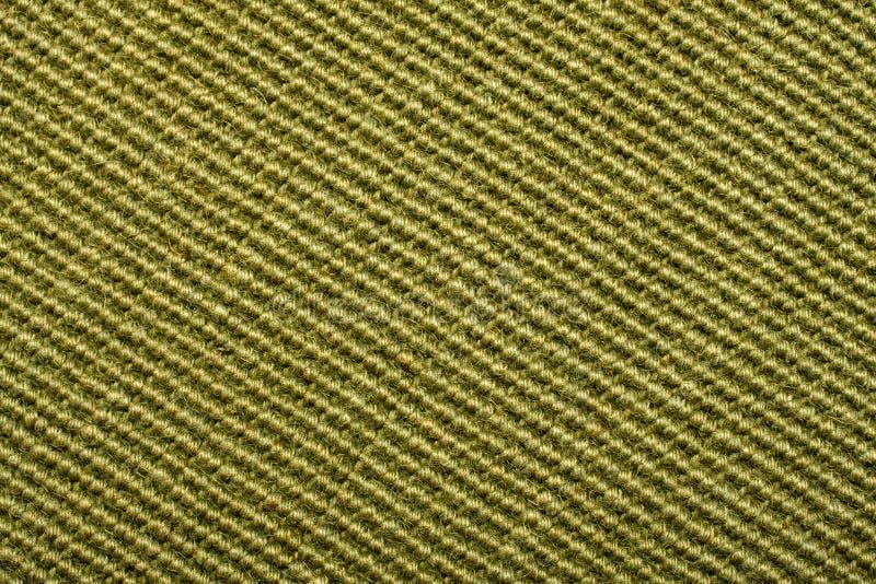Green rug royalty free stock image
