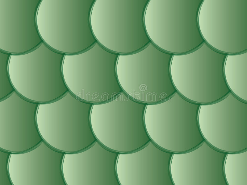 Green Scales royalty free stock images