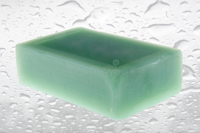Download Green Scented Soaps Stock Photos - Image: 11043243