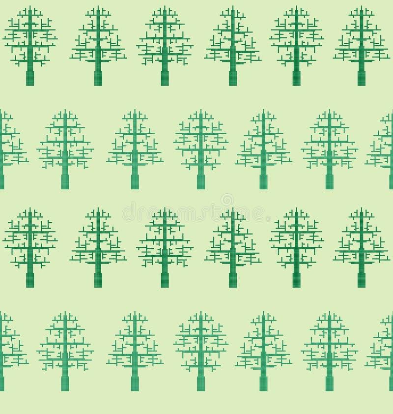 Download Green seamless background stock illustration. Illustration of pixels - 32157840