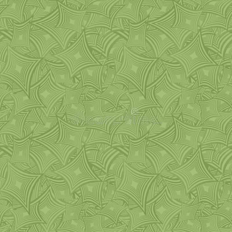 Green seamless curved background stock images