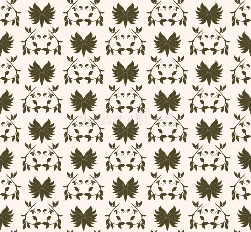 Free Green Seamless Pattern Stock Photos - 8427943