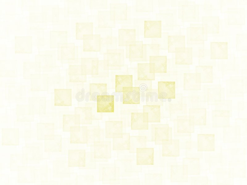 Green Sheen cubes small. High res flame fractal in Green Sheen color royalty free stock images