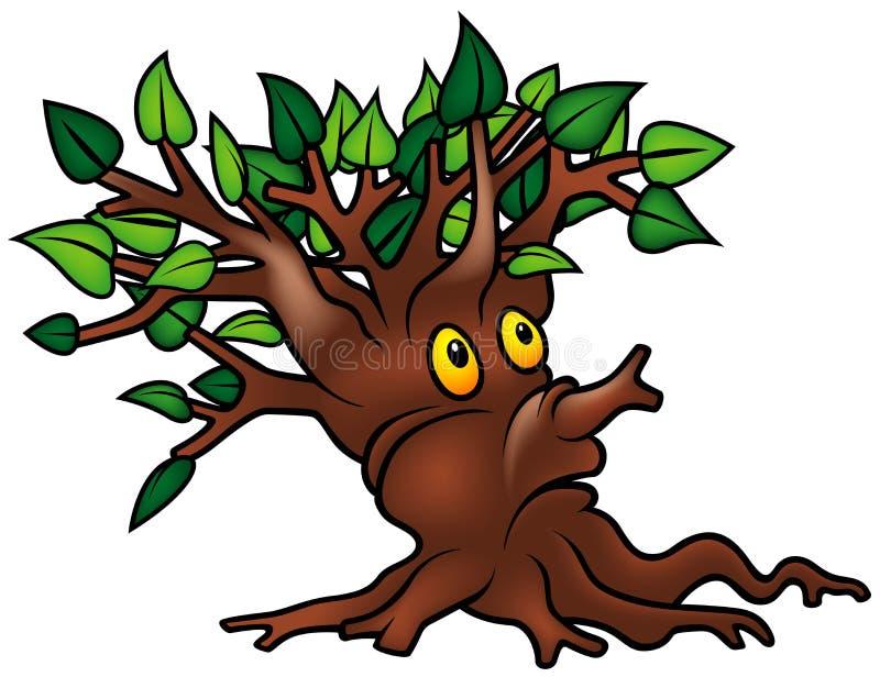 Download Green Shrub stock vector. Image of cartoons, comic, illustration - 5393540