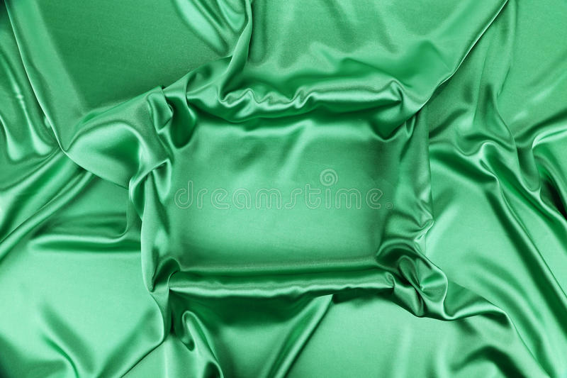 Download Green silk stock photo. Image of sheet, background, smooth - 38560504