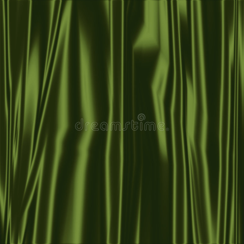 Free Green Silky Fabric Stock Images - 7792644