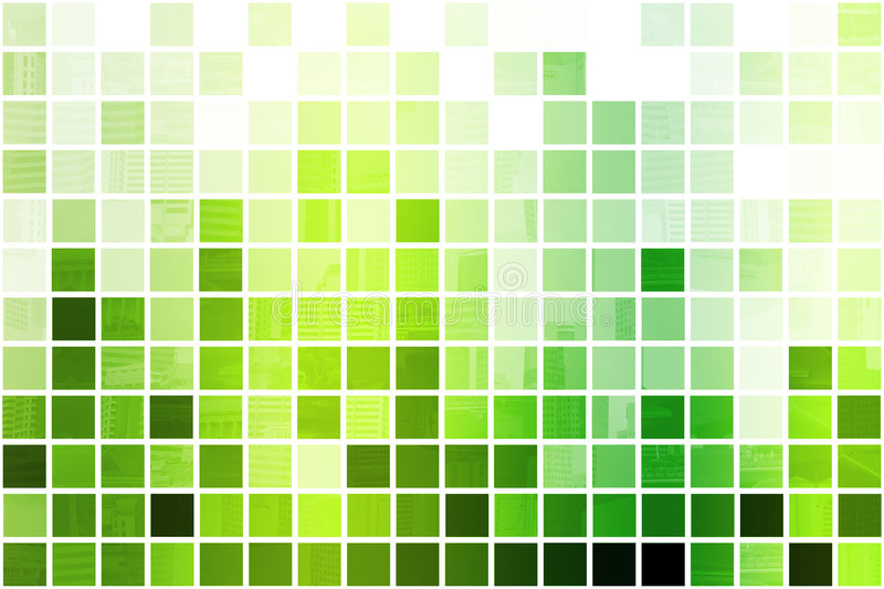 Green Simple and Clean Background Abstract. In Grid stock illustration