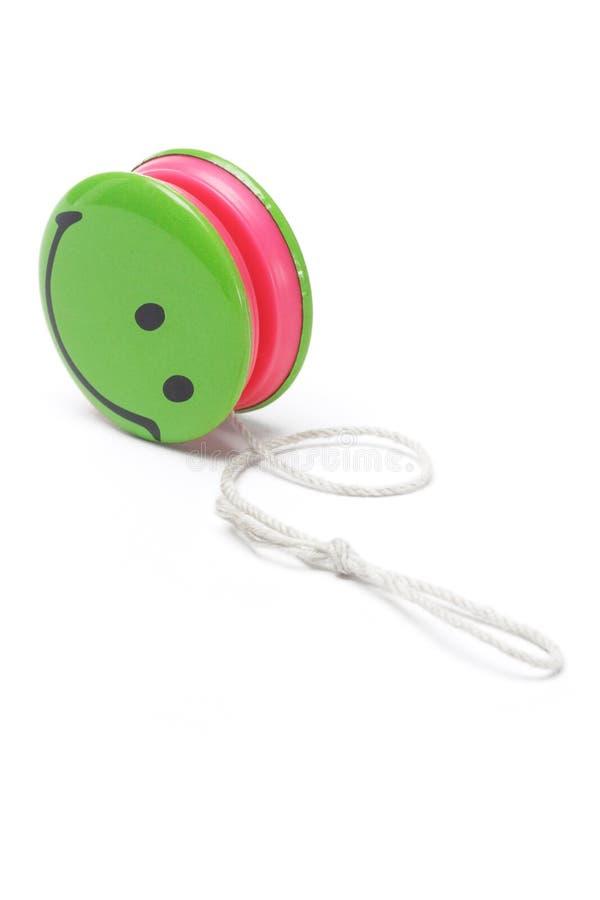 Download Green smiley yo yo stock image. Image of windup, entertainment - 16492593