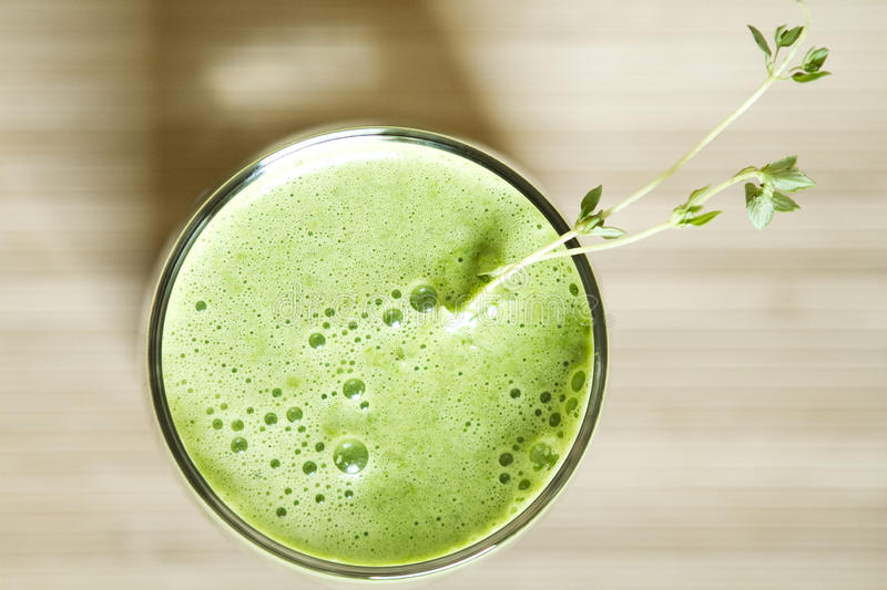 Green Smoothie stock photos