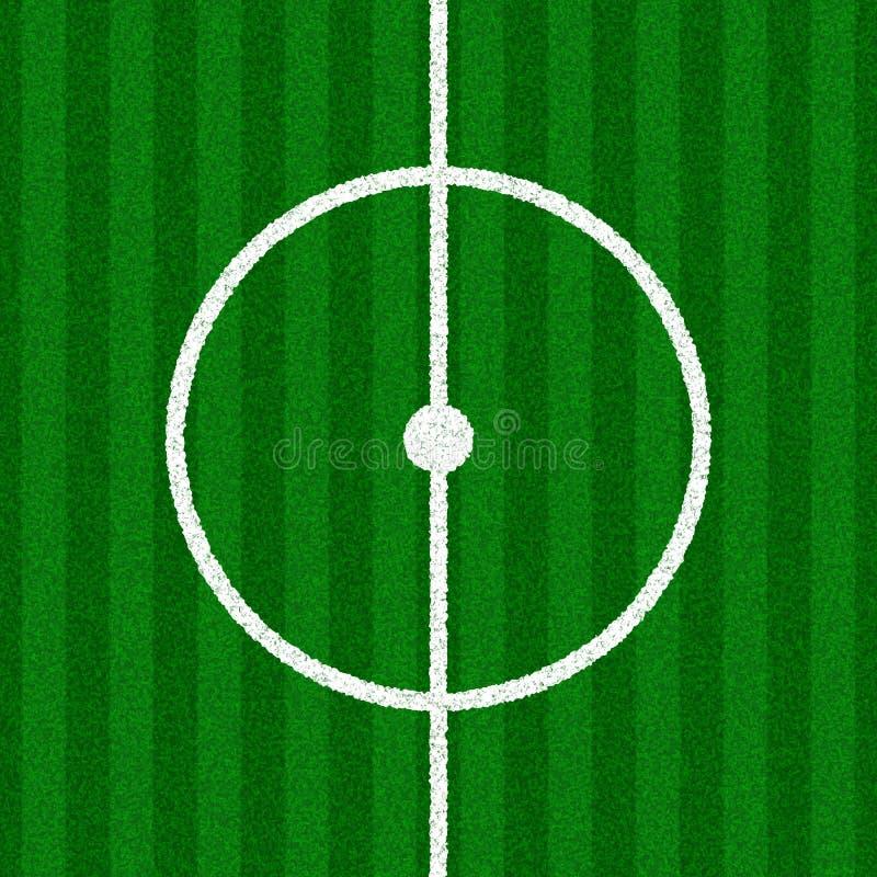 Download Green Soccer Field Details stock illustration. Image of green - 11936164