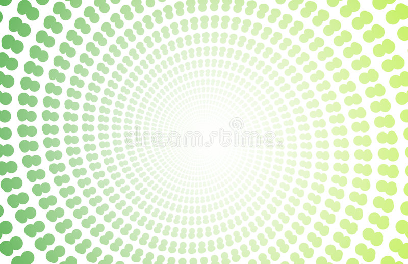 Download Green Spiral Copyspace Backdrop Stock Illustration - Image: 7315505