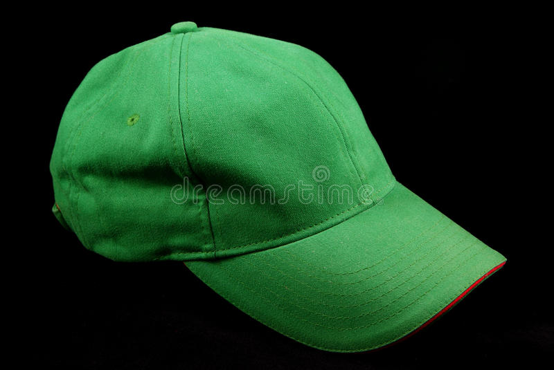 Download Green Sports Cap Stock Photography - Image: 10937642