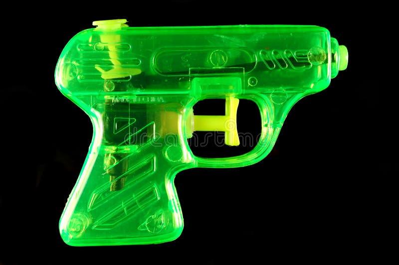 Download Green Squirt Gun Royalty Free Stock Image - Image: 2306666