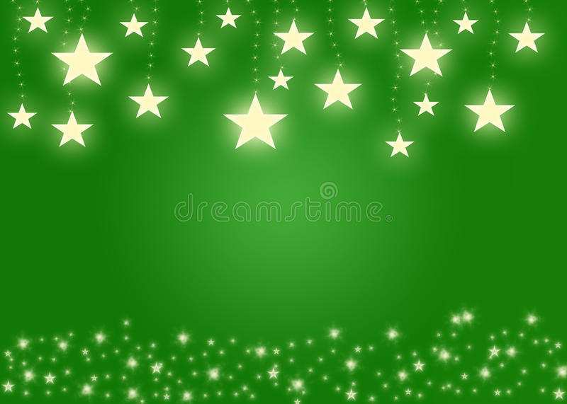green star background stock illustration illustration of circles