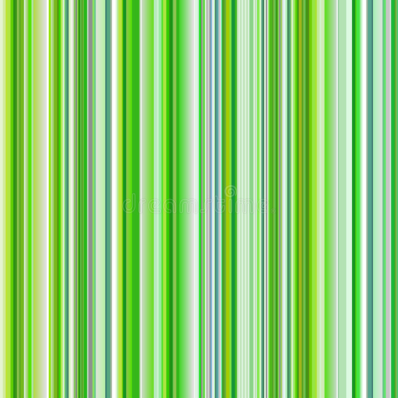 Green stripe background royalty free illustration