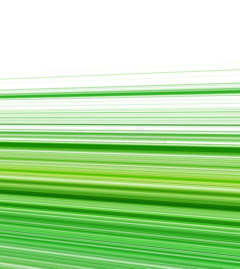 Green striped background stock photography