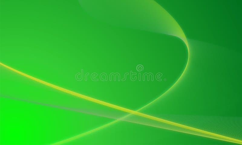 green tło royalty ilustracja