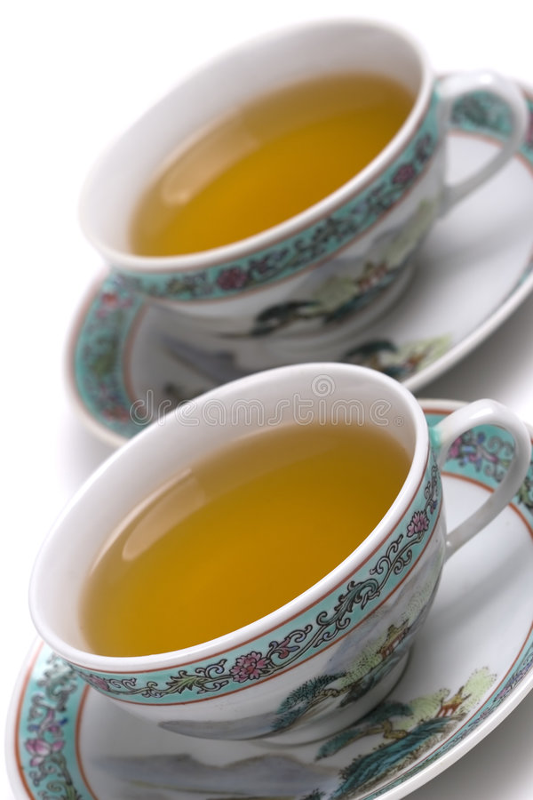 Download Green Tea Royalty Free Stock Image - Image: 5202336