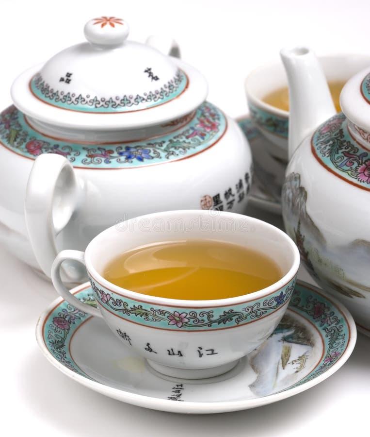 Green Tea China royalty free stock photo
