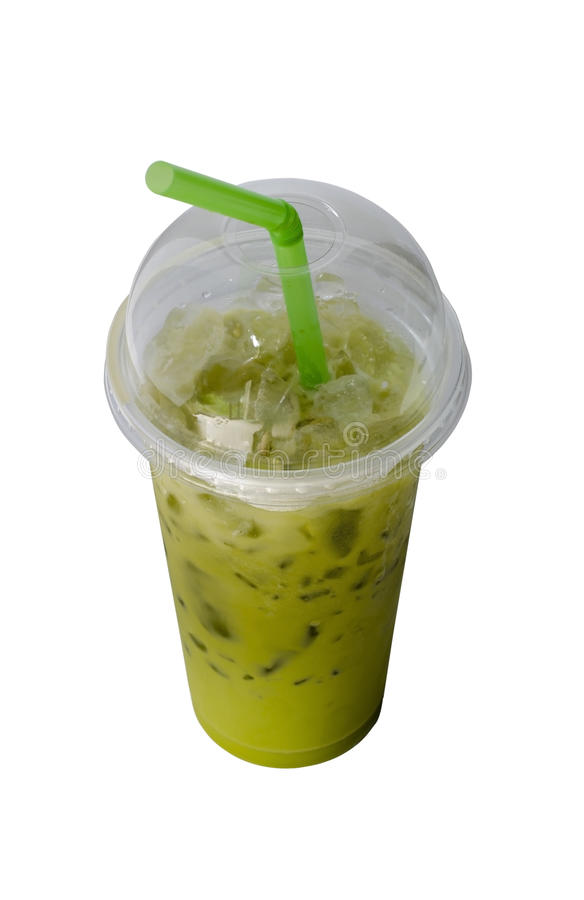 guava milk tea green tea milk stock photo image 58200913