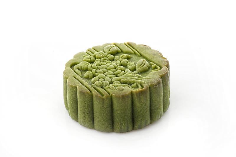 Download Green tea moon cake stock photo. Image of food, oriental - 16045170