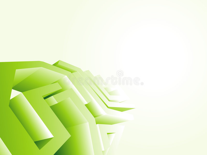Download Green Technology Design Wallpaper Stock Vector - Illustration of fusion, arrow: 8362229