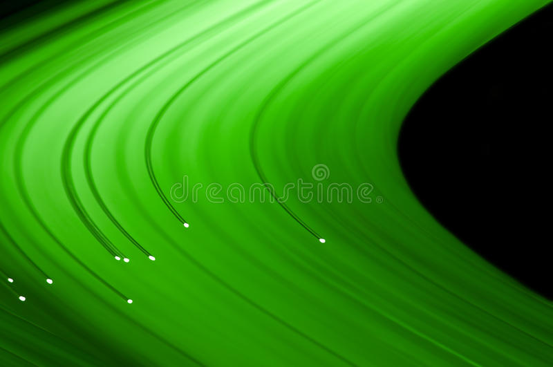 Green telecommunications. stock photos