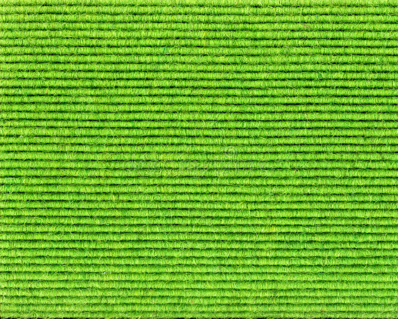 Green textile structure with lines stock photography
