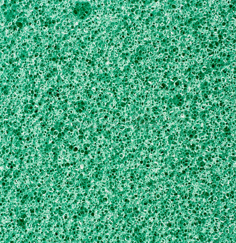 Free Green Texture Foam Sponge. Stock Photography - 19362922